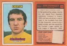 Everton Johnny Morrissey